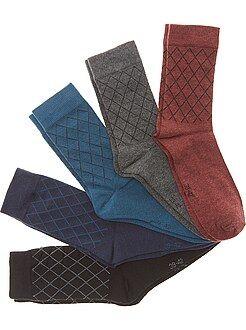 Calcetines - Pack de 5 pares de calcetines