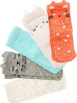 Calcetines, leotardos - Pack de 5 pares de calcetines