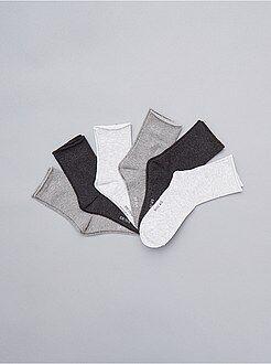 Calcetines, medias - Pack de 6 pares de calcetines