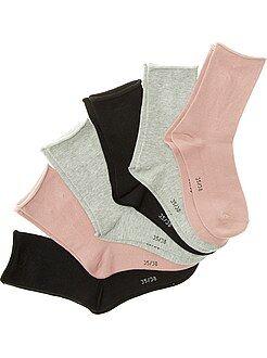 Calcetines - Pack de 6 pares de calcetines