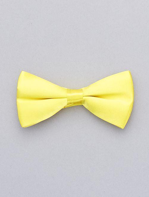 Pajarita flúor                                                                             amarillo Accesorios