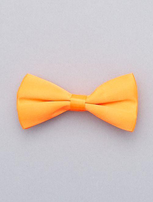 Pajarita flúor                                                                             naranja Accesorios