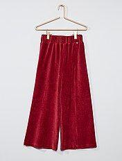 Todos Los Modelos De Pantalones Anchos Para Nina Kiabi