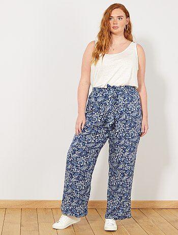 3b3517300c Pantalones Tallas grandes mujer