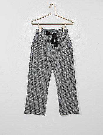 Contribuyente Centro Comercial Derrochador Pantalones Anchos Nina Ocmeditation Org