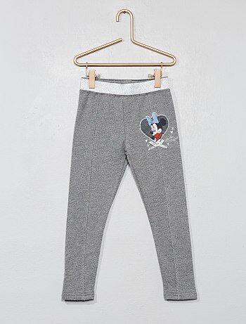 Pantalón bordado 'Minnie' - Kiabi