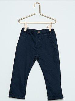 Pantalones, vaqueros, calzoncillos - Pantalón chino