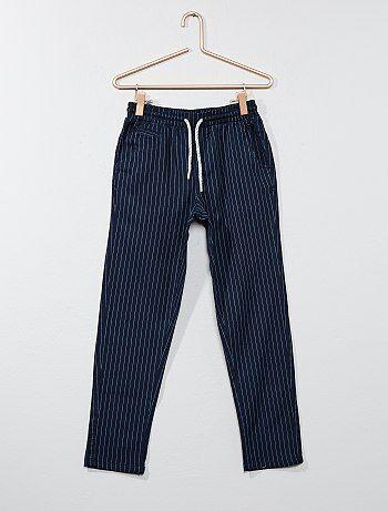Pantalón chino de algodón - Kiabi