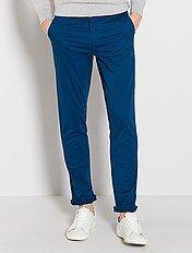 Pantalón de vestir hombre ofertas ropa Hombre | Kiabi
