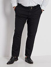 Pantalones Chinos Tallas Grandes Hombre Kiabi