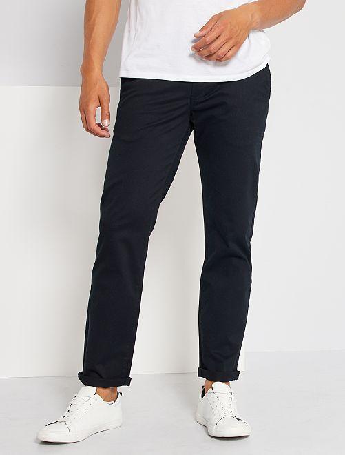 Pantalón chino L30                                                                 negro