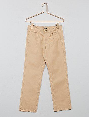3d2b9d0d9adfb Pantalón chino liso - Kiabi