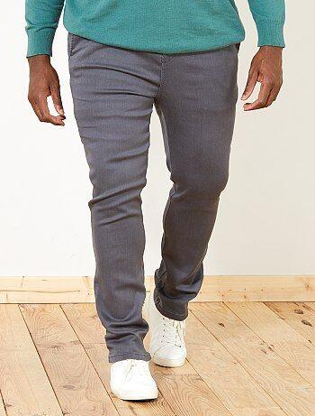 Pantalón chino recto - Kiabi