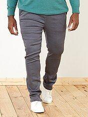 Pantalón chino recto