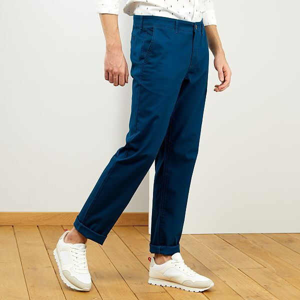 Pantalon Chino Recto L36 1 90 M Null Kiabi 8 00