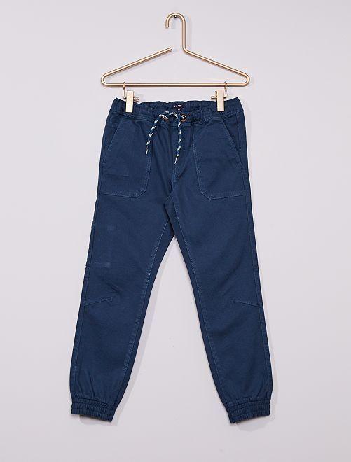 Pantalón cómodo                                                     AZUL