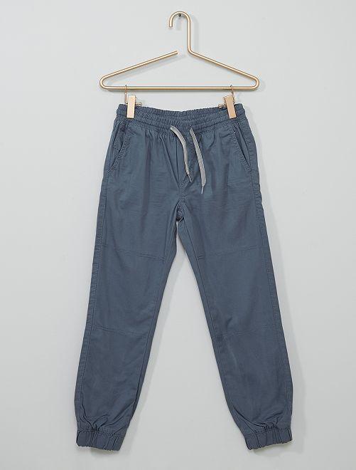 Pantalón con forro                                                     AZUL