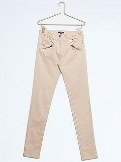 Pantalones slim - Pantalón corte muy ajustado/skinny fit