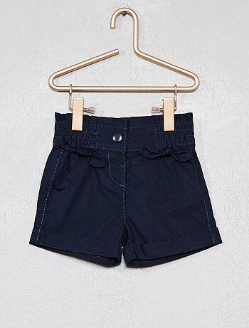 7fe83dc19 Lazos Kiabi Corto Niña Pantalón Con 0 36 Meses YFFv7a