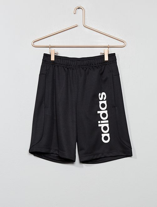 Pantalón corto de deporte 'Adidas'                             NEGRO