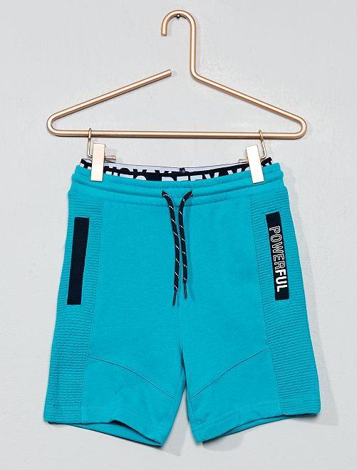 Pantalón corto de deporte 'powerful'                                         VERDE Chico