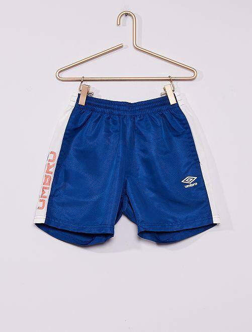 Pantalón corto de deporte 'Umbro'                                         AZUL