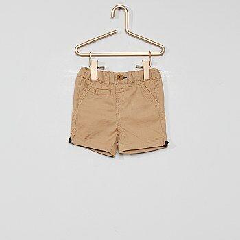 Pantalón corto eco-concepción - Kiabi