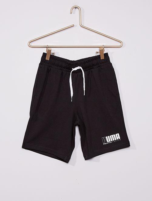 Pantalón corto 'Puma'                             NEGRO