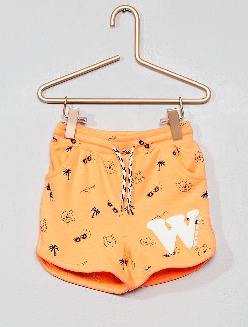 Pantalón corto 'Winnie'                             NARANJA