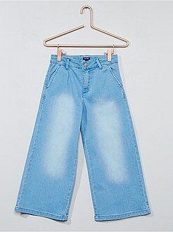 Vaqueros - Pantalón culotte vaquero - Kiabi