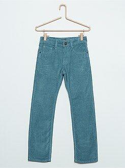 Pantalón de algodón puro