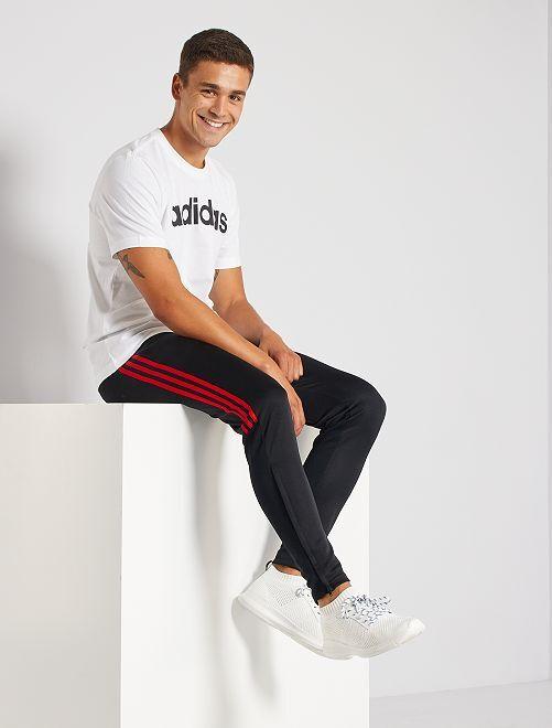 Pantalón de deporte 'Adidas'                             NEGRO