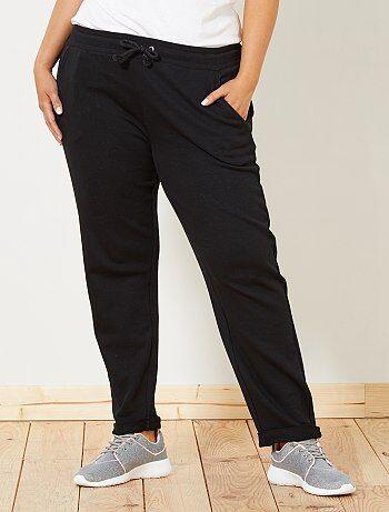 Pantalón de deporte con detalles brillantes - Kiabi