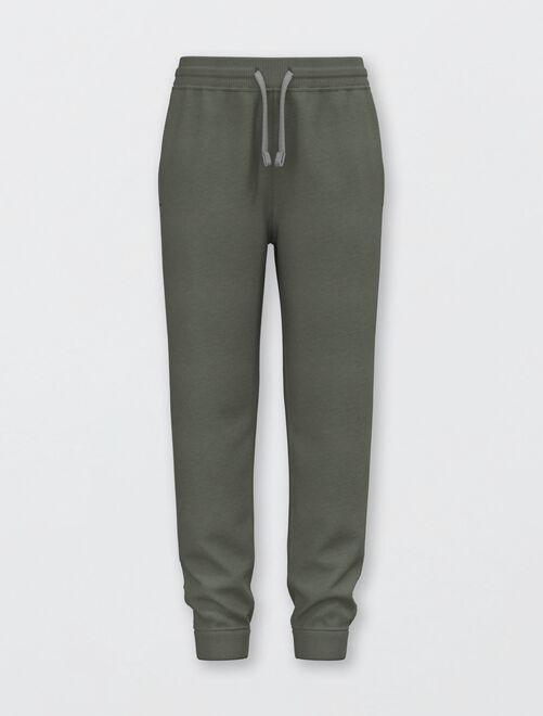 Pantalón de deporte de felpa 'eco-concepción'                                                                                                                                         KAKI
