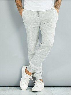 Hombre - Pantalón de deporte de felpa - Kiabi