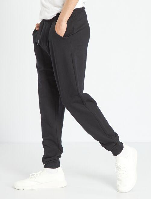 Pantalón de deporte                                                                 negro Joven niño
