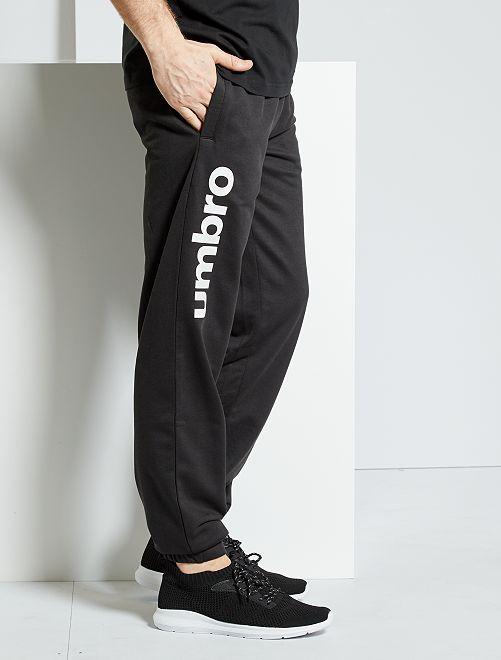 Pantalón de deporte 'Umbro'                             NEGRO