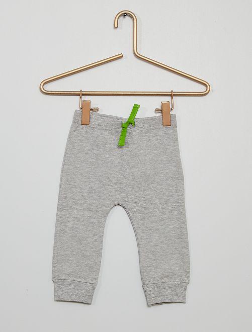 Pantalón de felpa 'Koala'                             gris