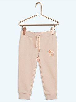 Pantalones, piratas - Pantalón de felpa