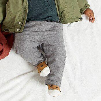 Pantalón de franela - Kiabi