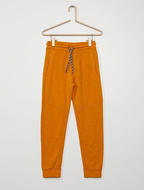 Pantalón de jogging                                 AMARILLO