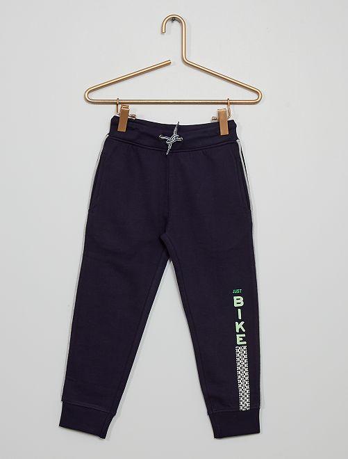 Pantalón de jogging                                         azul marino