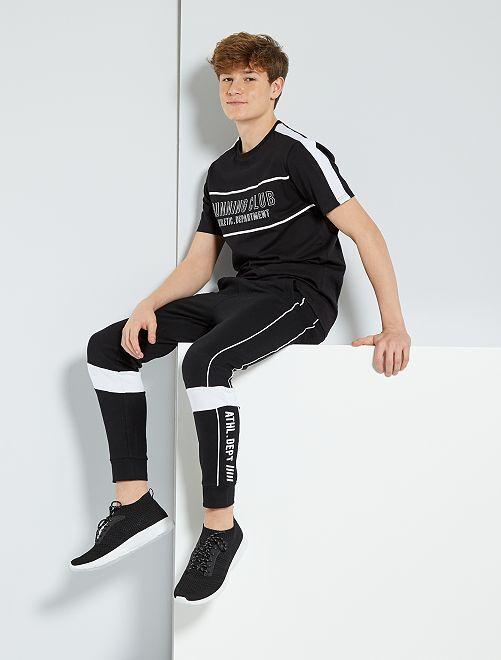 Pantalón de jogging                                                     BLANCO