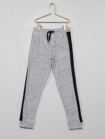 6bc876af0 Pantalón de jogging con bandas laterales - Kiabi