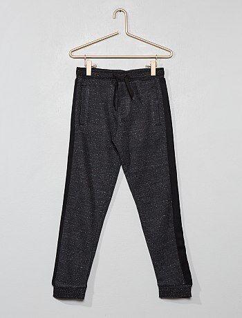 Pantalón de jogging con bandas laterales - Kiabi 1be4aee30d4