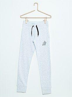 Deporte - Pantalón de jogging con detalles brillantes