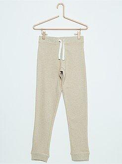 Pantalones - Pantalón de jogging de algodón