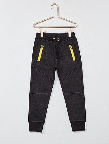 Pantalón de jogging de felpa - Kiabi