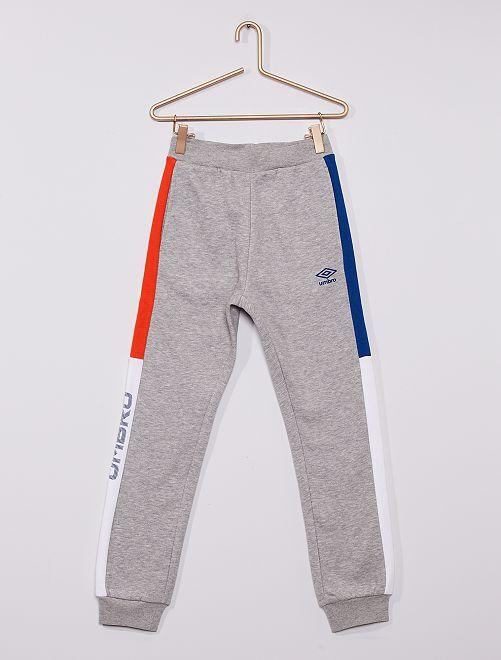 Pantalón de jogging de felpa 'UMBRO'                             GRIS