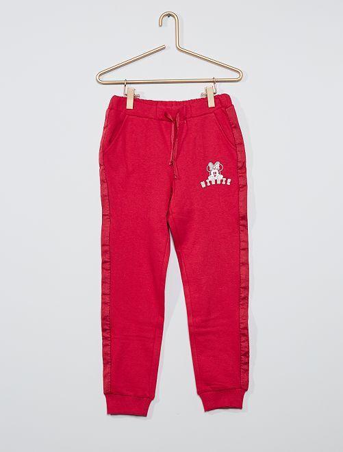 Pantalón de jogging de 'Minnie'                                                     ROSA